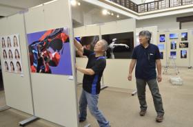 岐阜広告写真家協会展