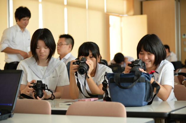 高校写真部向け講習会